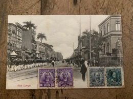 BRESIL : Rua Larga  .................... OD-4550 - Brésil