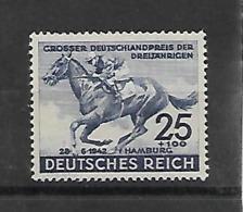 Reich  N° 738 Cote Yvert 2014 22 Euro  Xx Postfris Paard - Deutschland