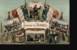 CPA//134....SOUVENIR DE BOURGES - Ohne Zuordnung