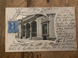 CHILI : SANTIAGO : Banco De Chile .................... OD-4561 - Cile