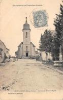 Montagney       70       La Grande Rue Et L'Eglise       (Pli Voir Scan) - Andere Gemeenten