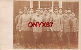 Carte Postale Photo Militaire Allemand HEILIGBLASIEN-ST-BLAISE-LA-ROCHE  (Bas-Rhin)  Soldat-Guerre 1917-Krieg - Autres Communes