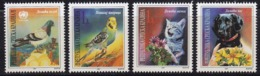 Croatia Republic Of Serbian Krajina 1997 Animals - Pets, MNH (**) Michel 64-67 - Croatie