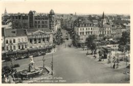 Brussel, Porte De Namur,  Ongebruikt - Avenues, Boulevards