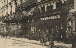 CPA Paris 5e (Dep. 75) - Habillez-vous Richement. GOUSDON, Tailleur (64931) - District 05