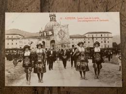 ESPAGNE : AZPEITIA : Santa Casa De Loyola, Una Peregrinacion Al Santuario .................... OD-4590 - Spagna