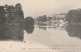 78 - MEULAN - Pointe De L' Ile Belle Et Hauteurs D' Hardricourt - Meulan