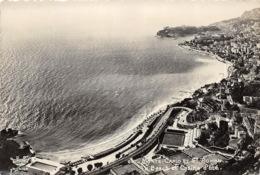 Monte-Carlo Et Saint-Roman - Vue Aérienne - Monte-Carlo