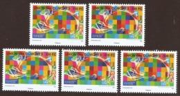 Comores Comoros 2019 UPU 145ème Anniversaire Série Mint MNH - UPU (Wereldpostunie)