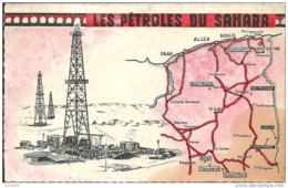 Algérie ASSI MESSAOUD   , Départ - PHILIPPEVILLE --   Voir Verso ) - Andere Steden