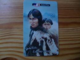 Prepaid Phonecard USA, Amerivox 5000 Ex - Amerivox