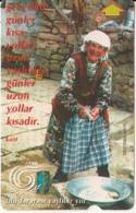 TURKEY - Epigram From Kant(100 Units), 11/99, Used - Turquie