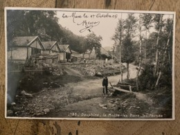LA MOTTE LES BAINS : Les Fauries  .................... OD-4604 - Autres Communes