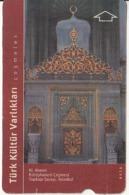 TURKEY - III.Ahmet/Topkapi Pal(30 Units), 05/02, Used - Turquie