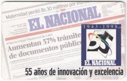 VENEZUELA B-401 Chip CanTV - Used - Venezuela