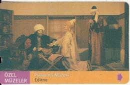 TURKEY - Ozel Muzeler, Psikiyatri Muzesi/Edirne(30 Units), 05/02, Used - Turquie