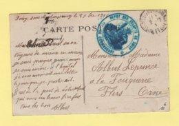 Depot Des Eclopes De Soisy Sous Montmorency - 1914 - Guerre De 1914-18