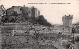 ST AIGNAN SUR CHER Anciennes Forteresses De Chateau 28(scan Recto-verso) MA1254 - Saint Aignan