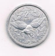 2 FRANCS 1949 NIEUW CALEDONIE /8777/ - Nieuw-Caledonië