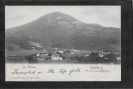 AK 0365  Der Gaisberg Bei Salzburg - Verlag Stengel & Co Um 1900-1910 - Salzburg Stadt