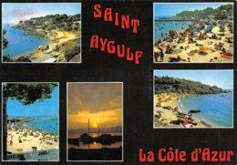 PIE-Z AR-19-2254 : SAINT-AYGULF. VUES MULTIPLES. - Saint-Aygulf
