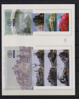 TRV BL 11A VAN STOOM TOT ELECTRICITEIT MET NR. ONGETAND POSTFRIS**  2007 CAT: 1.100 Euro - Belgium