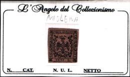 91002) ITALIA-MODENA- 9 C.Aquila Estense, Senza Lettere - Segnatasse Per Giornali - Modena