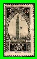 MARRUECOS SELLO AÑO 1923 MONUMENTOS - Morocco (1956-...)