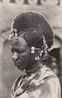 AOF -  NIGER: Coiffure De Femme Peule - Sudan