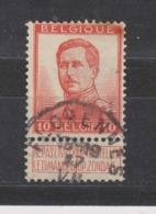 COB 123 Oblitération Centrale FLORENNES - 1912 Pellens