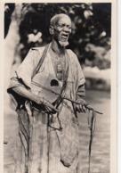 AOF - NIGER: Musicien Haoussa - Sudan