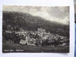 Q299 CARTOLINA Di OLIVETO CITRA CASTELLO SALERNO   VIAGGIATA - Salerno