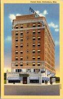 Mississippi Hattiesburg Forrest Hotel Curteich - Hattiesburg