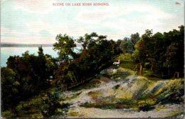 Wisconsin Oshkosh Scene On Lake Kosh Konong - Oshkosh