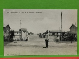 Casablanca, Camp De La Jonquiere-Senegalais - Casablanca