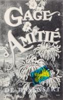 Gage D'Amitié De RIXENSART - Rixensart
