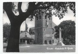 """1957, Trieste """"Cattedrale Di S.Giusto"""" - Chiese E Cattedrali"""