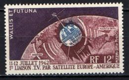 WALLIS ET FUTUNA - 1962 - Telstar Issue - MNH - Posta Aerea