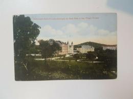 Croatia Kroatien Istrien Istria Rovigno Rovinj San Pelagio Seehospiz 1913. - Croatie