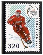 Belarus 2004  . Ice Hockey. 1v: 320 .  Michel #  542 - Bielorussia