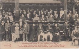 CPA Troyes - Grand Concours Régional De L'Est - 23-24 Juin 1912 - La Tribune D'honneur Sur Le Terrain De La Fête ... - Troyes