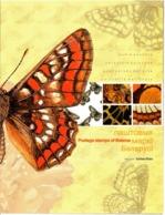 Belarus 2004  .Butterflies.  Booklet.  Michel #  557-60 MH - Bielorussia