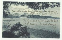 CASTIGLIONCELLO ( PORTO VECCHIO ) - BAGNI MONTEZEMOLO 1933  VIAGGIATA  FP - Livorno