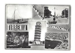 CARTOLINA DI TIRRENIA - PISA - 2 - Pisa