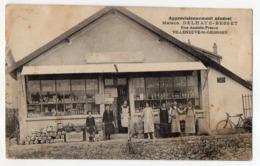 VILLENEUVE SAINT GEORGES --Commerce Maison DELHAYE-BESSET Rue Anatole France (très Animée)........peu Courante - Villeneuve Saint Georges