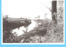 Beernem-Het Kanaal Gent-Brugge Nabij De Gevaerts-Uitgave 1987-foto E.Matthijs - Beernem