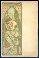 Cpa  Illustrateur Alphonse Mucha   LZ92 - Mucha, Alphonse
