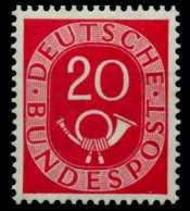 BRD DS POSTHORN Nr 130 Postfrisch X7080CA - [7] Repubblica Federale