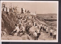 Postkarte Aufbauarbeit Unserer Pioniere In Polen 1940 , Photo Hoffmann - Germania