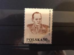 Poland 1989 General Grzegorz Korczynski RARE - Nuovi